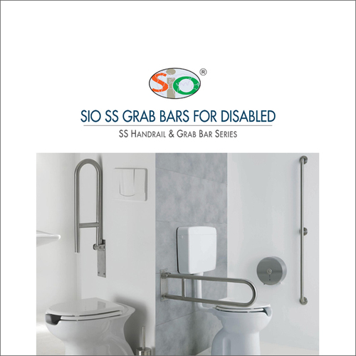 SIO SS Grab Bars for Disabled