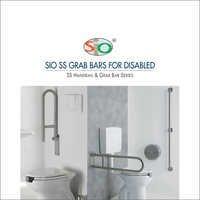 Sio Ss Grab Bars