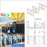 Swing Doors Turnstile