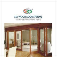 Sio Wood Doors Systems