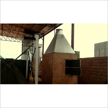 Mini Blast Furnace or Mandir Bhatti
