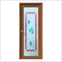 Designer Glass Door