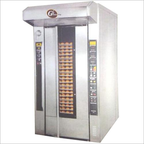 36- Tray Roto Rack Oven