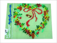 Heart Print Table Mats