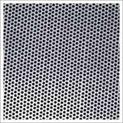 Perforated Galvanized Metal Sheet