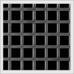 Square Perforated Metal Sheet