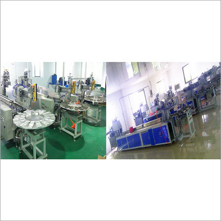 Cotton Ear Buds Making & Packing Machine
