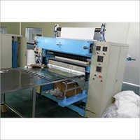 Cosmetic Cotton Pad Machine