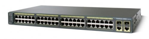 Cisco Catalyst 2960-48TC-L Switch