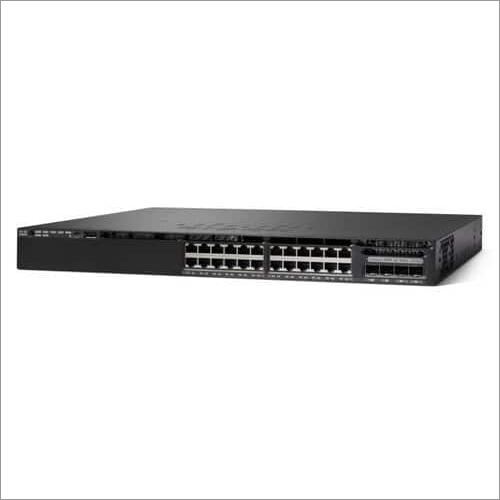 Cisco Catalyst 3650-24TS-S Switch