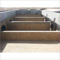 Alkali Resistant Tile Lining