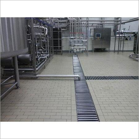 Industrial Alkali Resistant Tile Lining