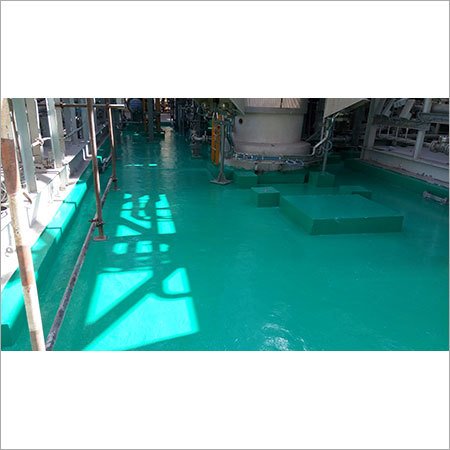 Epoxy Painting Chemical Resistant Lining Works