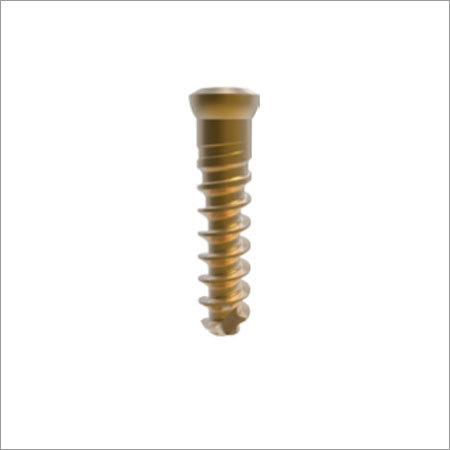4.0mm Anterior Cervical Fix Angle Screw