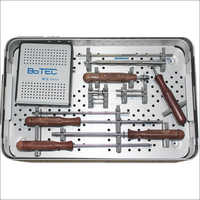 Anterior Cervical Plate Instrument Set