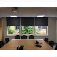 Blackout Roller Blind For Office