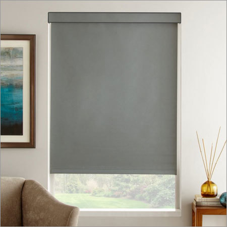 Value Blackout Fabric Roller Shades