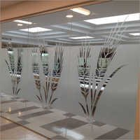 Decorative Glass Flims For Office