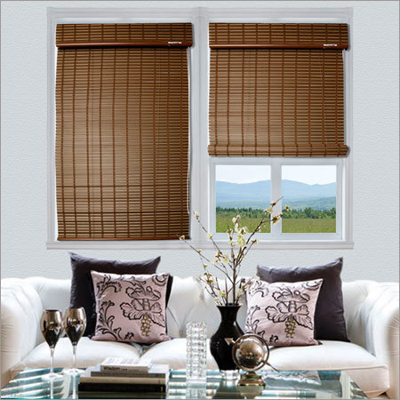 Fancy Chick Window Blinds At Best Price In Mumbai Maharashtra Vipul Home S Decor Products