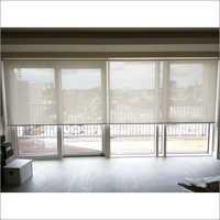 Sunscreen Balcony Door Blind