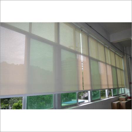 Rollex Sunscreen Blinds