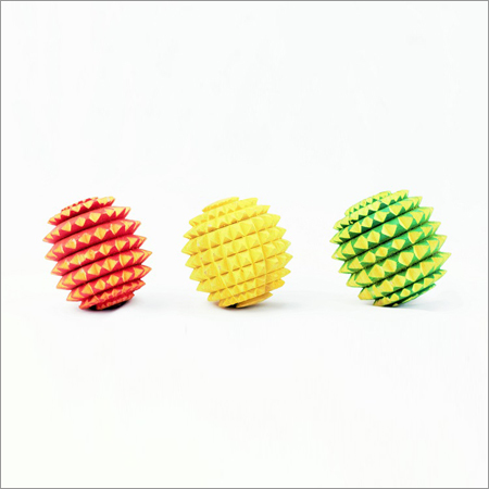 Acupressure Wooden Ball