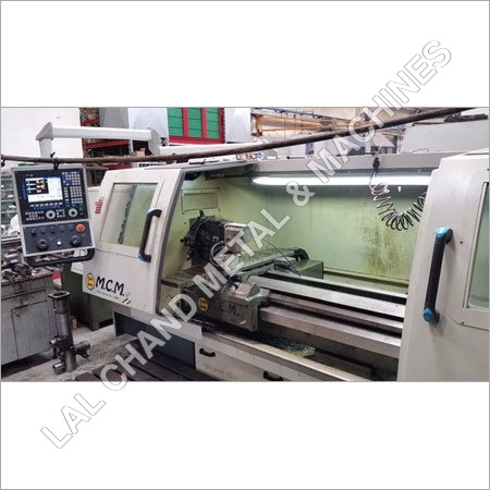 M.C.M CNC Lathe Machine