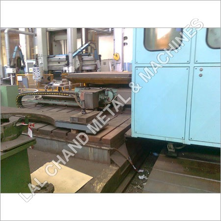 CERUTI Floor Boring Machine