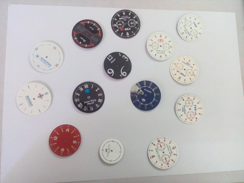 Desktop Watch Dials