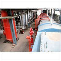Solvent Recovery Section Plant