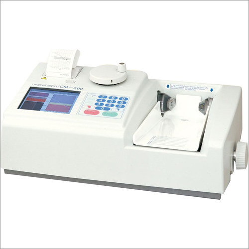 Ultrasound Bone Densitometer CM-200