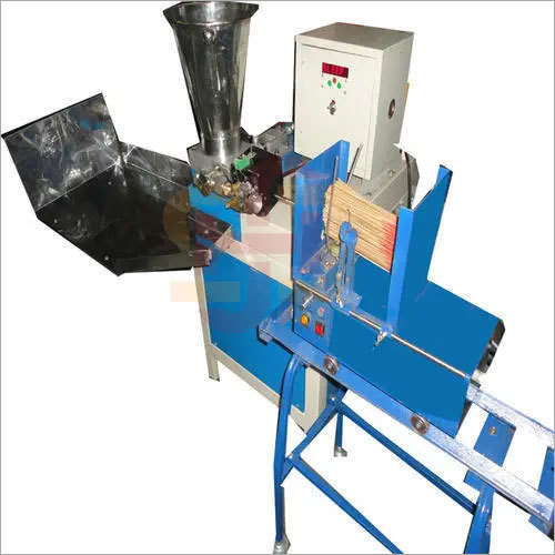 6G World's Fastest High Speed Noiseless Agarbatti Machine