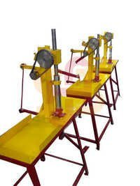 Single Pedal Manual Agarbatti Making Machine