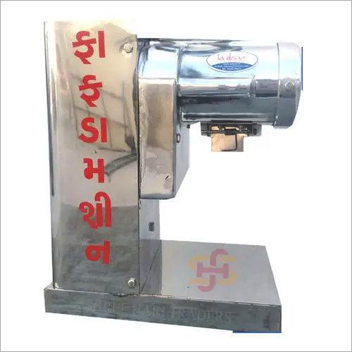 Fafda Gathiya Making Machine
