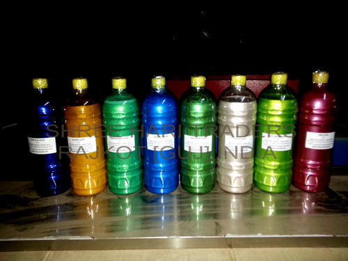Metalic Shing Agarbatti Liquid Color Range