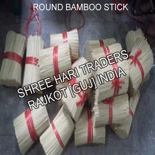 China Round Bamboo Sticks