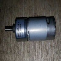 Agarbatti Machine Auto Feeder Machine DC Gear Motor