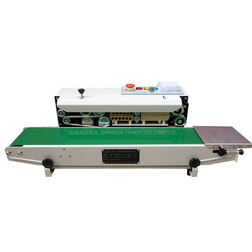 Plastic Pouch Sealing Machines