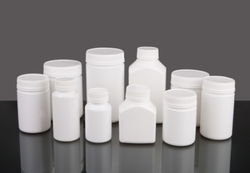 HDPE And PP Plastic Bottles Containers