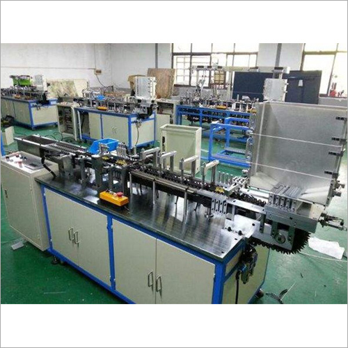 Automatic Marker Making Machine