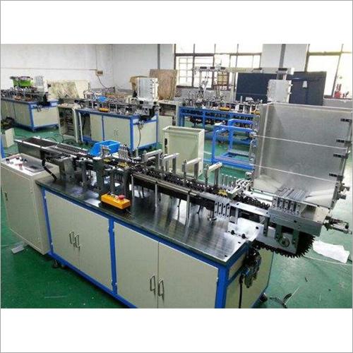 Automatic Marker Making Machine