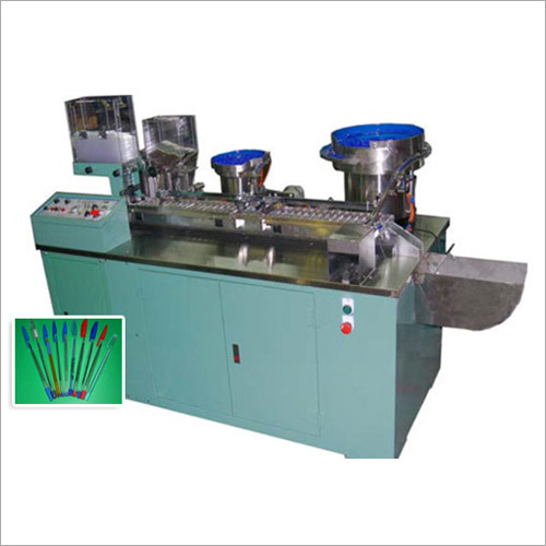 Fully Automatic Pen Making Machine