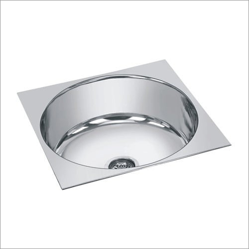 Single Bowl round Sink