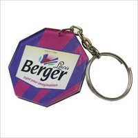 Customized Paint Promotional Key Chain