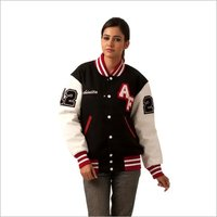 Women Letterman Jacket