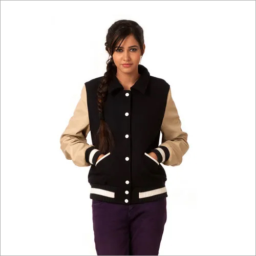 Custom Women Varsity Jacket