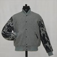 Full Wool Varsity Jacket