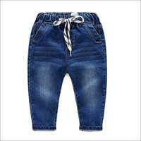 Smart Blue Denim Washed Jeans
