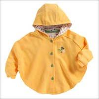 Yellow Full Sleeves Hoodie