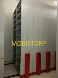 Motorized Compactor Shelving System